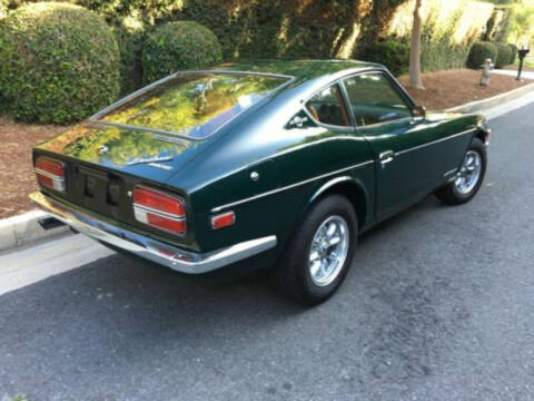 1970 Datsun 240Z for sale at Hines Auto Sales in Marlette MI