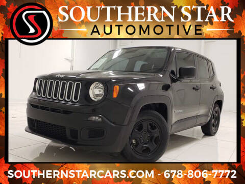 2015 Jeep Renegade for sale at Southern Star Automotive, Inc. in Duluth GA