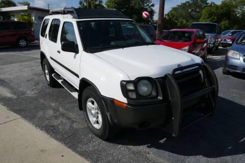 2004 Nissan Xterra for sale at J Linn Motors in Clearwater FL