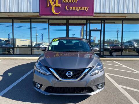 2017 Nissan Sentra for sale at Kinston Auto Mart in Kinston NC