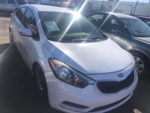 2016 Kia Forte for sale at Silver Star Auto in San Bernardino CA