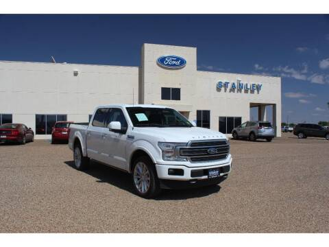 2020 Ford F-150 for sale at STANLEY FORD ANDREWS in Andrews TX