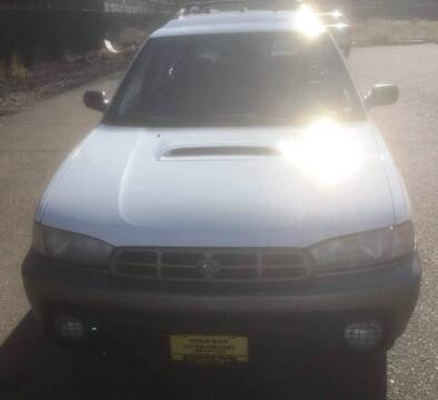 1996 Subaru Legacy for sale at G.K.A.C. Car Lot in Twin Falls ID