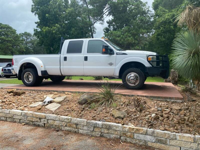 2013 Ford F-350 Super Duty for sale at Texas Truck Sales in Dickinson TX