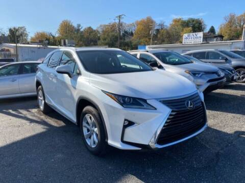 2017 Lexus RX 350 for sale at Bay Motors Inc in Baltimore MD