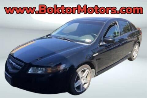 2006 Acura TL for sale at Boktor Motors in North Hollywood CA