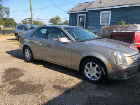 2003 Cadillac CTS for sale at Mama's Motors in Greer SC