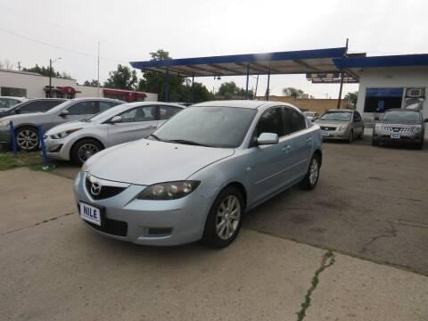 2008 Mazda MAZDA3 for sale at Nile Auto Sales in Denver CO