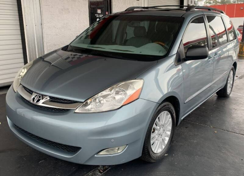 2008 Toyota Sienna for sale at Tiny Mite Auto Sales in Ocean Springs MS