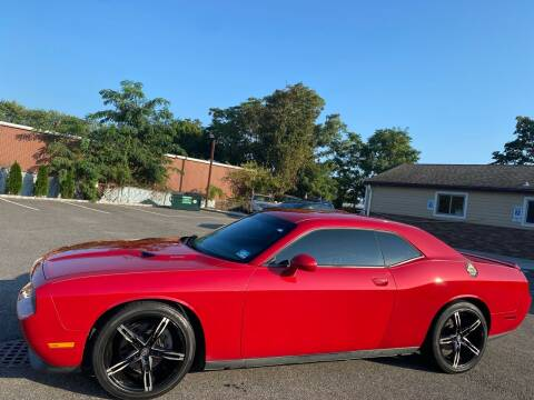 2012 Dodge Challenger for sale at Primary Auto Mall in Fort Myers FL