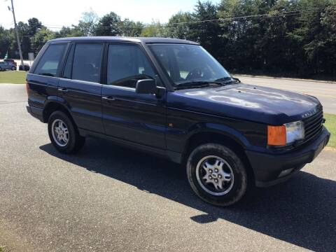 1998 Land Rover Range Rover for sale at A & H Auto Sales in Greenville SC