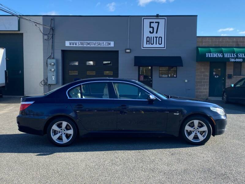 2008 BMW 5 Series for sale at 57 AUTO in Feeding Hills MA
