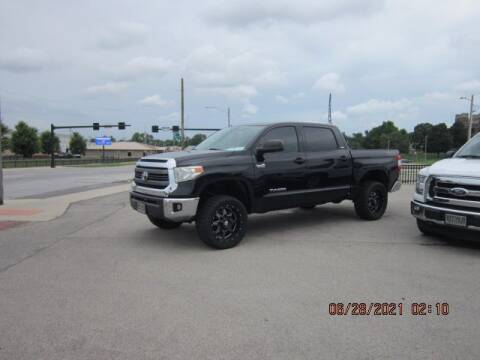 2014 Toyota Tundra for sale at Bitner Motors in Pittsburg KS