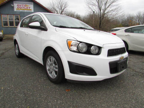 2016 Chevrolet Sonic for sale at Auto Outlet Of Vineland in Vineland NJ