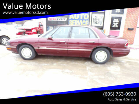 1999 Buick LeSabre for sale at Value Motors in Watertown SD