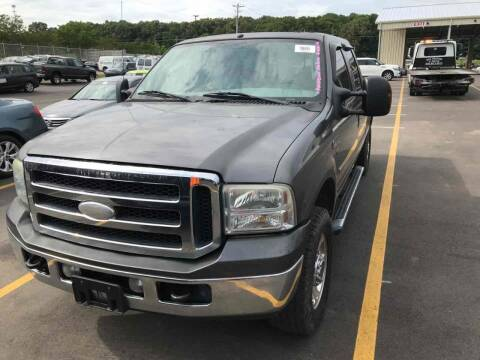 2007 Ford F-250 Super Duty for sale at GP Auto Connection Group in Haines City FL