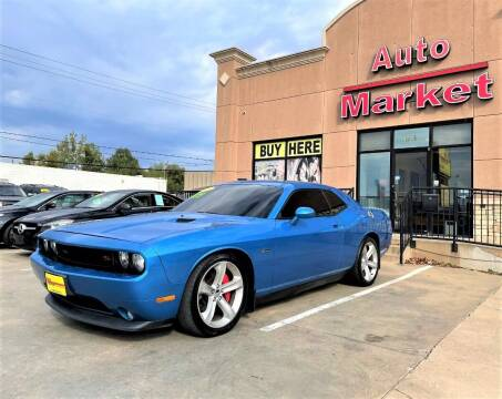 2014 Dodge Challenger for sale at Auto Market in Oklahoma City OK