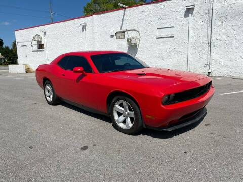2013 Dodge Challenger for sale at Consumer Auto Credit in Tampa FL