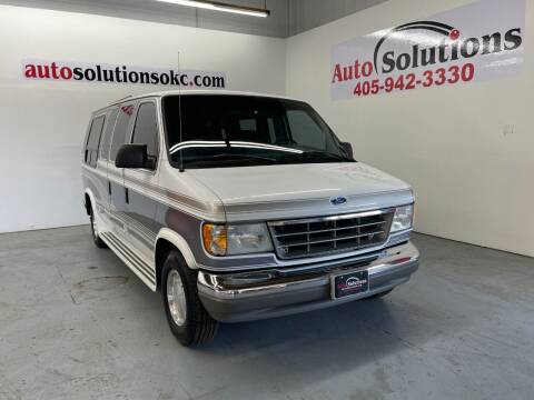 1995 Ford E-Series Cargo for sale at Auto Solutions in Warr Acres OK