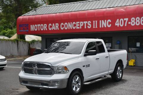 2015 RAM Ram Pickup 1500 for sale at Motor Car Concepts II - Apopka Location in Apopka FL