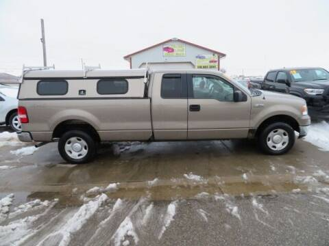 2005 Ford F-150 for sale at Jefferson St Motors in Waterloo IA