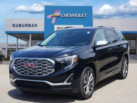 2020 GMC Terrain for sale at Suburban Chevrolet of Ann Arbor in Ann Arbor MI