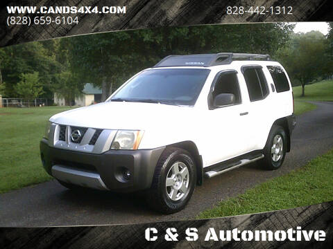 2008 Nissan Xterra for sale at C & S Automotive in Nebo NC