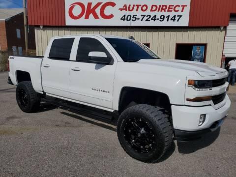 2017 Chevrolet Silverado 1500 for sale at OKC Auto Direct, LLC in Oklahoma City OK