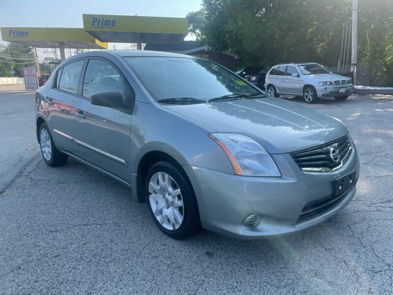 2012 Nissan Sentra for sale at Trust Petroleum in Rockland MA