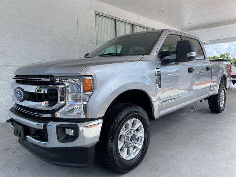 2020 Ford F-250 Super Duty for sale at Powerhouse Automotive in Tampa FL