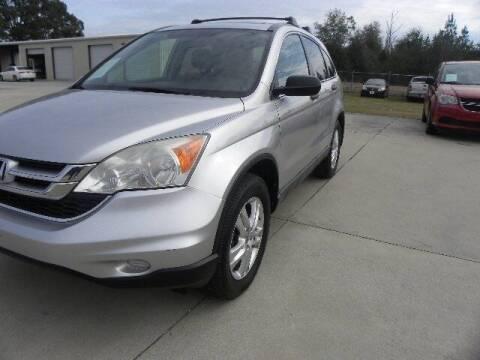 2011 Honda CR-V for sale at VANN'S AUTO MART in Jesup GA