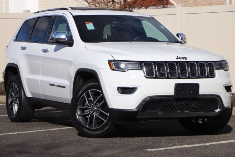 2018 Jeep Grand Cherokee for sale at Jersey Car Direct in Colonia NJ