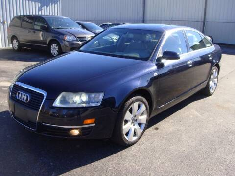 2007 Audi A6 for sale at Driving Xcellence in Jeffersonville IN
