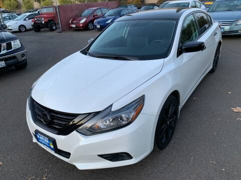 2018 Nissan Altima for sale at C. H. Auto Sales in Citrus Heights CA