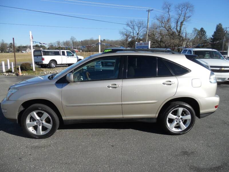 2004 Lexus RX 330 for sale at All Cars and Trucks in Buena NJ