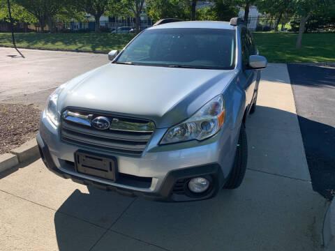 2013 Subaru Outback for sale at SODA MOTORS AUTO SALES LLC in Newport RI