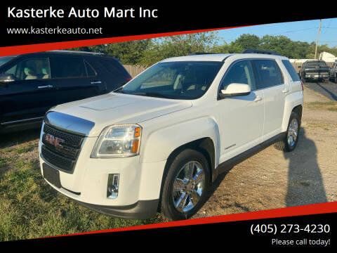 2014 GMC Terrain for sale at Kasterke Auto Mart Inc in Shawnee OK
