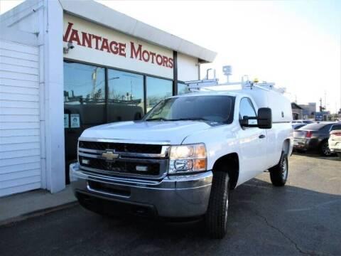 2011 Chevrolet Silverado 2500HD for sale at Vantage Motors LLC in Raytown MO