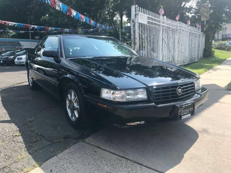2002 Cadillac Eldorado for sale at New Plainfield Auto Sales in Plainfield NJ