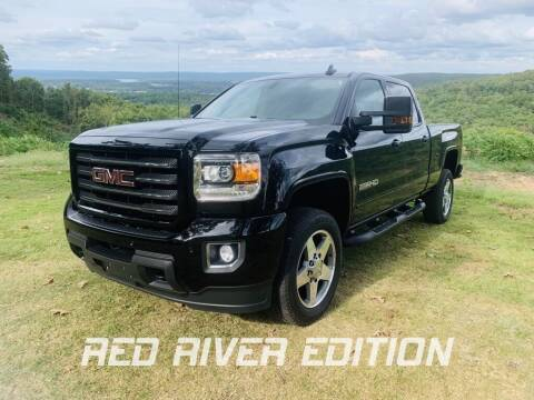 2018 GMC Sierra 2500HD for sale at RED RIVER DODGE - Red River of Malvern in Malvern AR