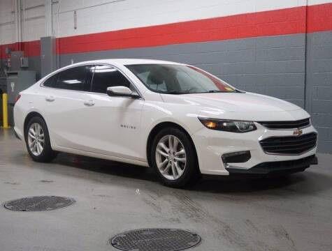2017 Chevrolet Malibu for sale at CU Carfinders in Norcross GA