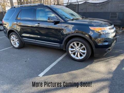 2013 Ford Explorer for sale at Warner Motors in East Orange NJ