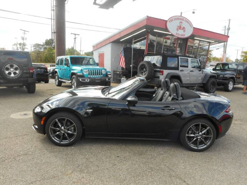 2016 Mazda MX-5 Miata for sale at The Carriage Company in Lancaster OH