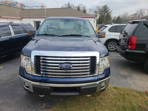 2010 Ford F-150 for sale at All State Auto Sales, INC in Kentwood MI