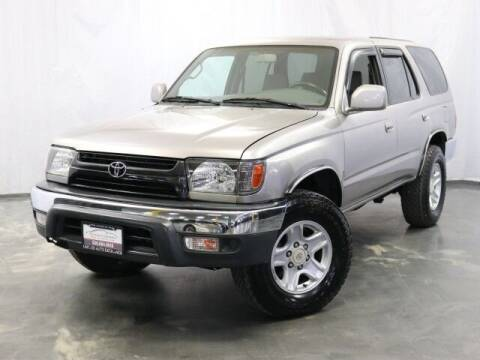 2001 Toyota 4Runner for sale at United Auto Exchange in Addison IL