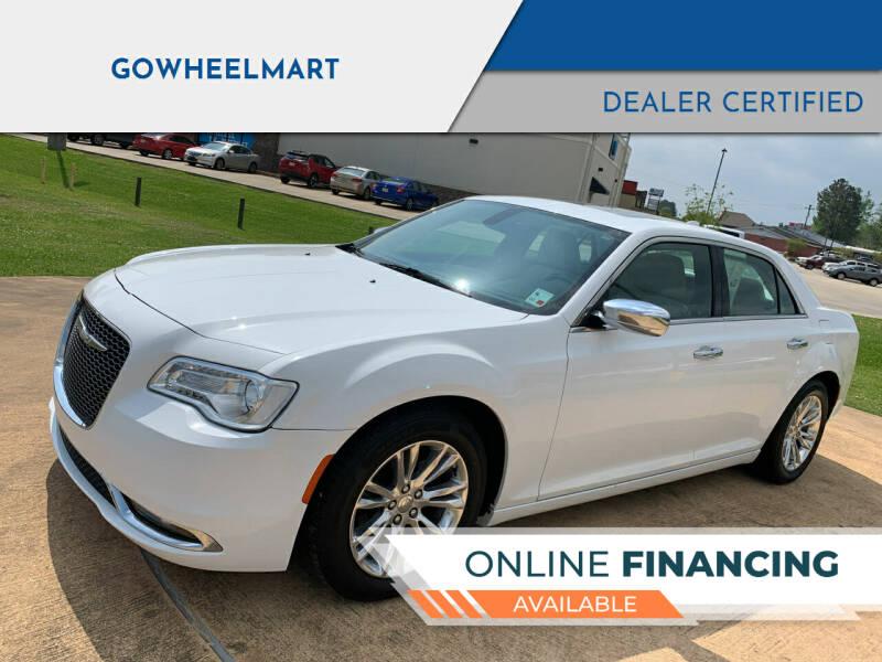 2015 Chrysler 300 for sale at GOWHEELMART in Leesville LA