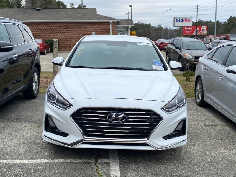 2018 Hyundai Sonata for sale at Assistive Automotive Center in Durham NC