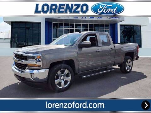 2017 Chevrolet Silverado 1500 for sale at Lorenzo Ford in Homestead FL
