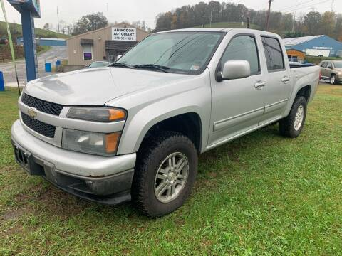 2010 Chevrolet Colorado for sale at ABINGDON AUTOMART LLC in Abingdon VA
