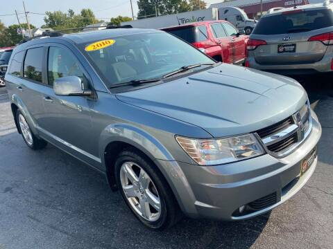 2010 Dodge Journey for sale at Huggins Auto Sales in Ottawa OH